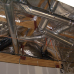 replacing ductwork